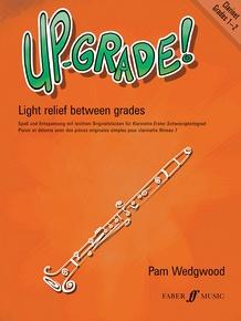 Up-Grade! Clarinet, Grades 1-2