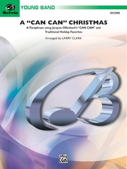 "A ""Can Can"" Christmas"