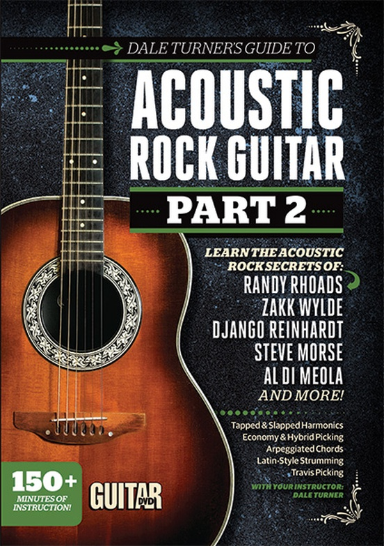 Guitar World: Dale Turner\'s Guide to Acoustic Rock Guitar, Part 2 ...