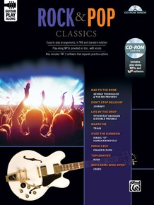 Rock & Pop Classics Guitar Play-Along