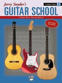 Jerry Snyder's Guitar School, Ensemble Book 2
