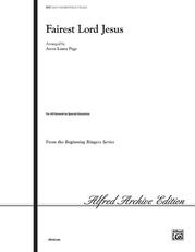 Fairest Lord Jesus
