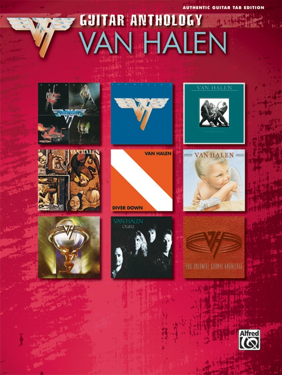 Van Halen: Guitar Anthology Series