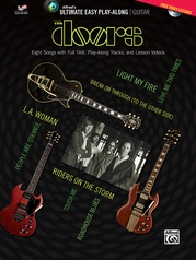 Ultimate Easy Guitar Play-Along: The Doors