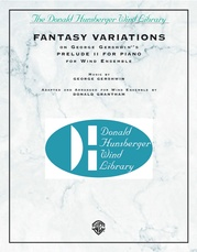 Fantasy Variations (on George Gershwin's Prelude II for Piano)