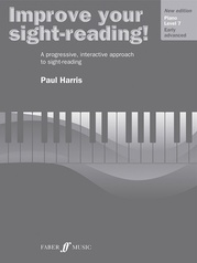 Improve Your Sight-Reading! Piano, Level 7 (New Edition)