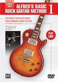 Alfred's Basic Rock Guitar Method 1
