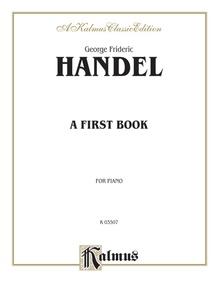 A First Book