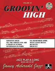 Jamey Aebersold Jazz, Volume 43: Groovin' High