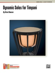 Dynamic Solos for Timpani