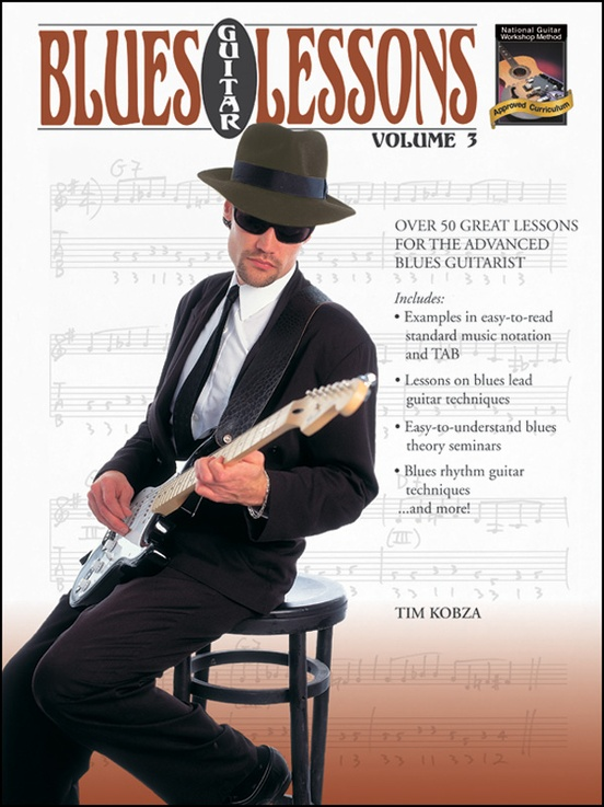Blues Guitar Lessons, Vol. 3