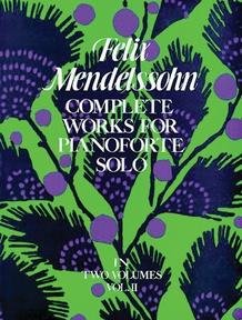 Works for Pianoforte Solo (Complete), Volume 2