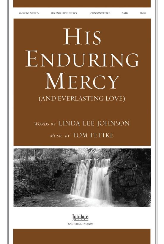 His Enduring Mercy And Everlasting Love Linda Lee Johnson