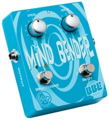 BBE Mind Bender Analog Chorus Guitar Effects Pedal
