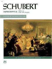 Schubert: Impromptus, Opus 90