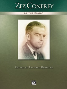 Zez Confrey at the Piano