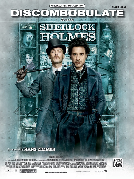 Discombobulate (from the Motion Picture Sherlock Holmes)