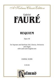 Requiem, Opus 48