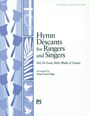 Hymn Descants for Ringers and Singers, Vol. II