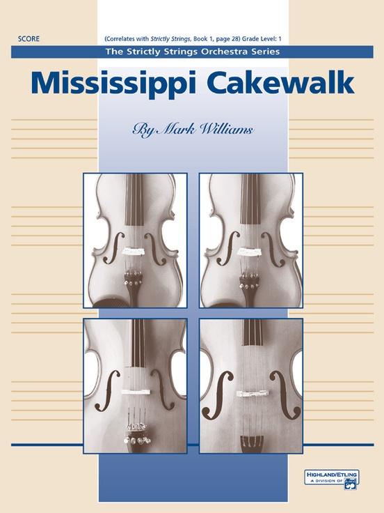 Mississippi Cakewalk