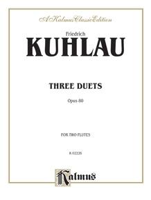 Three Duets, Opus 80