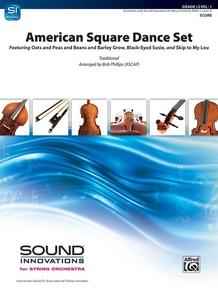 American Square Dance Set