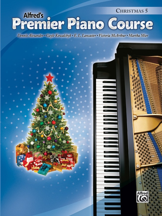 Premier Piano Course, Christmas 5