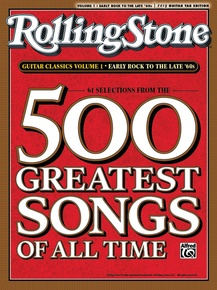 Selections from <i>Rolling Stone</i> Magazine's 500 Greatest Songs of All Time: Early Rock to the Late '60s