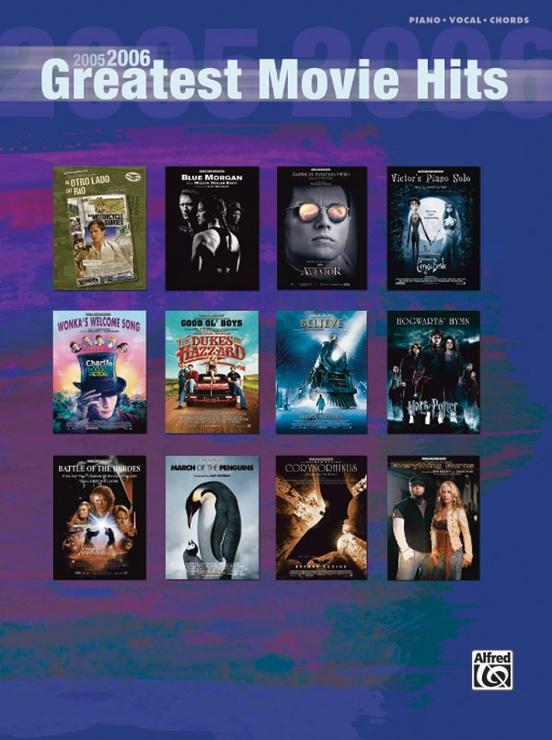 2005-2006 Greatest Movie Hits
