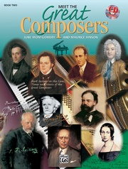 Meet the Great Composers, Book 2