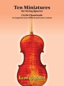Ten Miniatures for String Quartet