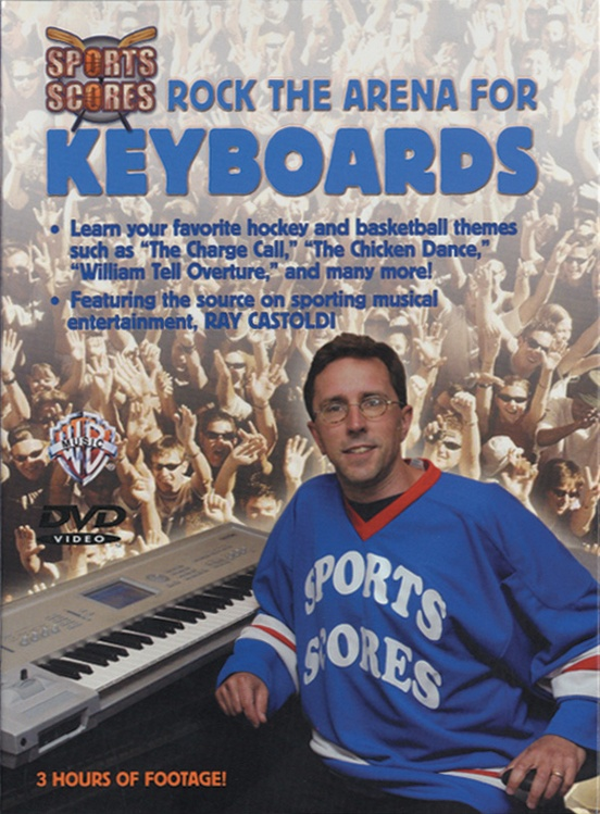 Sports Scores: Rock the Arena for Keyboards
