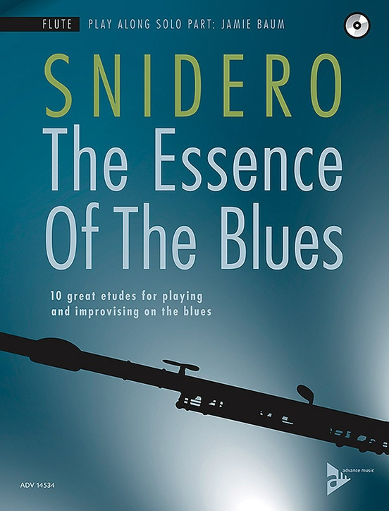 The Essence of the Blues: Flute