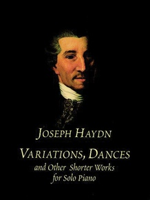 Variations, Dances and Other Shorter Works for Solo Piano