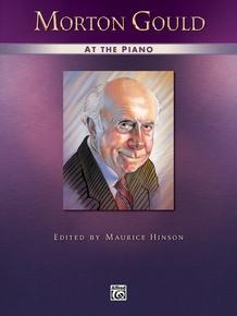 Morton Gould at the Piano