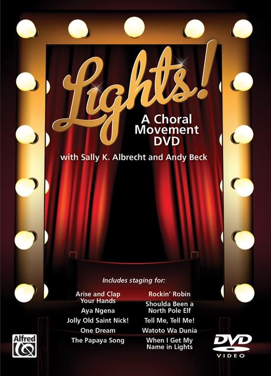 Lights! A Choral Movement DVD