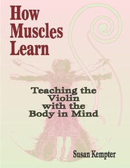 How Muscles Learn: Teaching the Violin with the Body in Mind