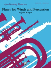 Flurry for Winds and Percussion