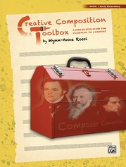 Creative Composition Toolbox, Book 1