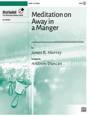 Meditation on Away in a Manger