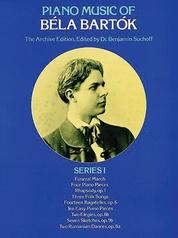 Piano Music of Béla Bartók, Series 1