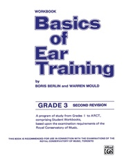 Basics of Ear Training, Grade 3