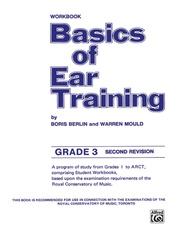 Basics of Ear Training, Grade 3