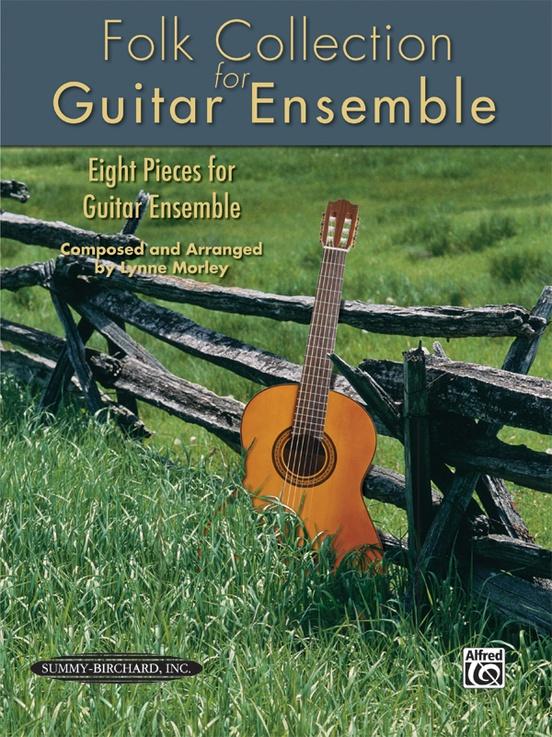 Folk Collection for Guitar Ensemble
