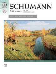 Carnaval, Opus 9