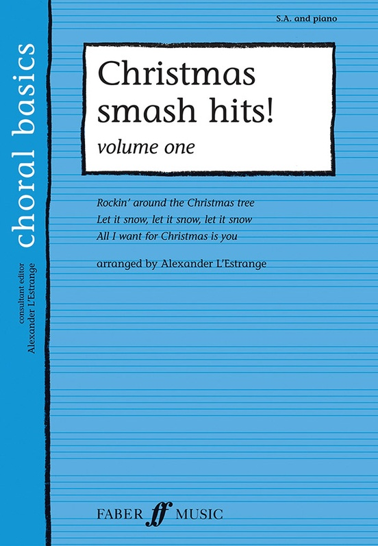 Christmas Smash Hits!, Volume 1