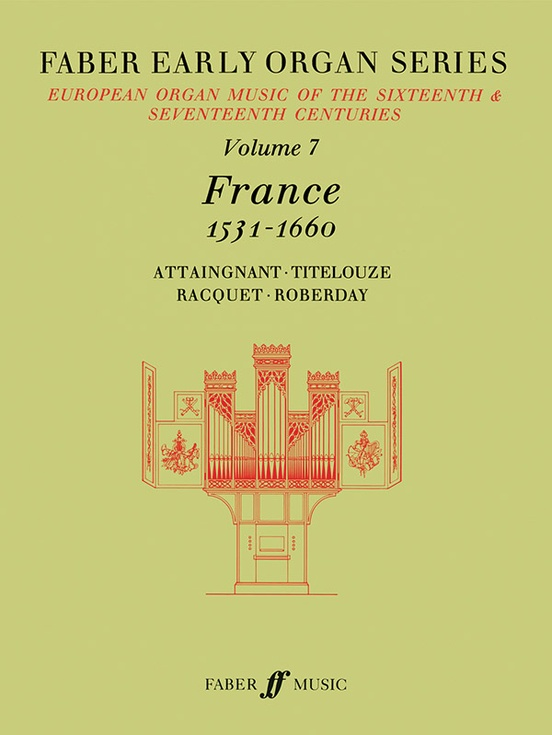 Faber Early Organ Series, Volume 7