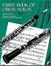 First Book of Oboe Solos
