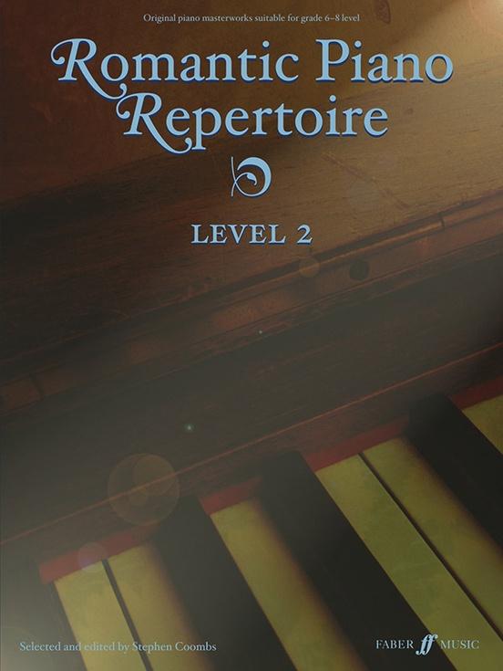 Romantic Piano Repertoire, Level 2