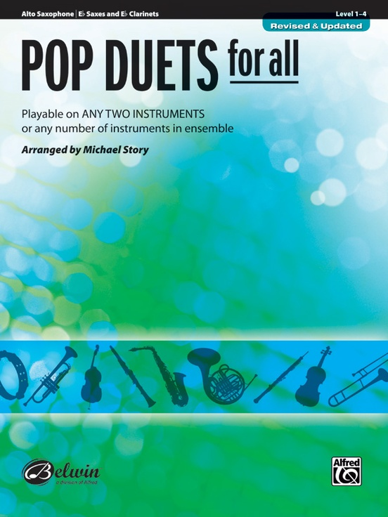 Pop Duets for All (Revised and Updated)